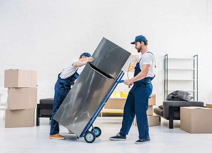 Appliance Movers for Your Corporate Relocation
