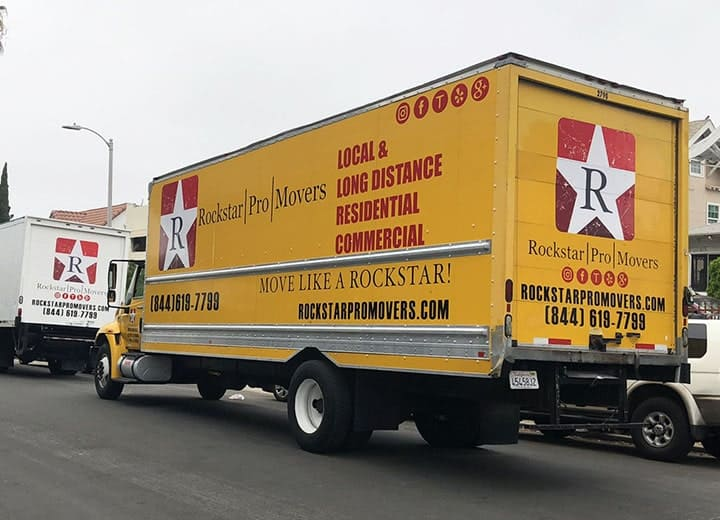 professional movers in Redondo Beach