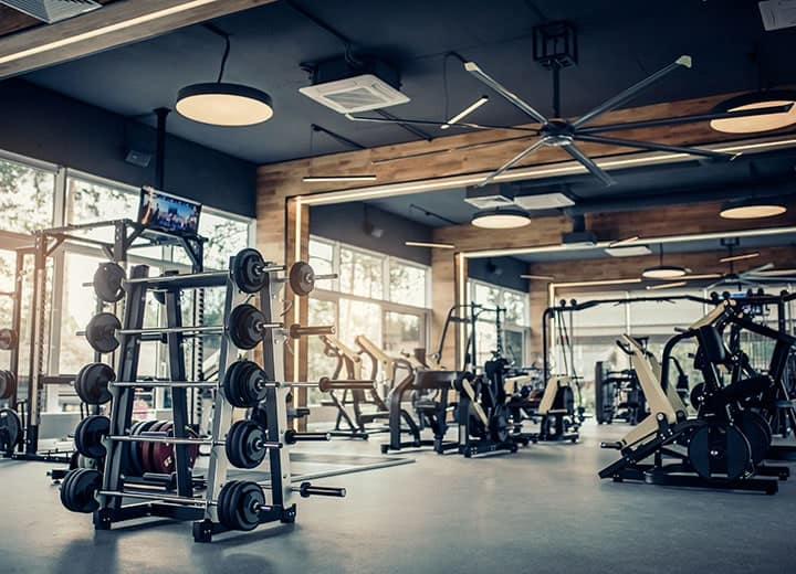 Professional Gym Equipment Movers