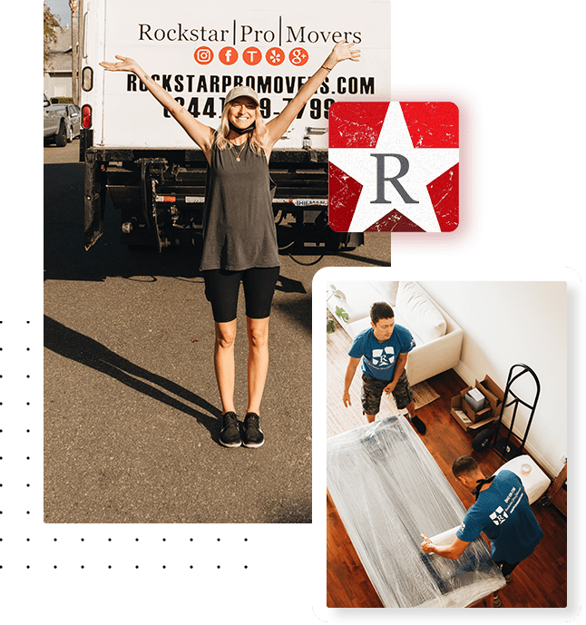 Moving and Storage Services in California