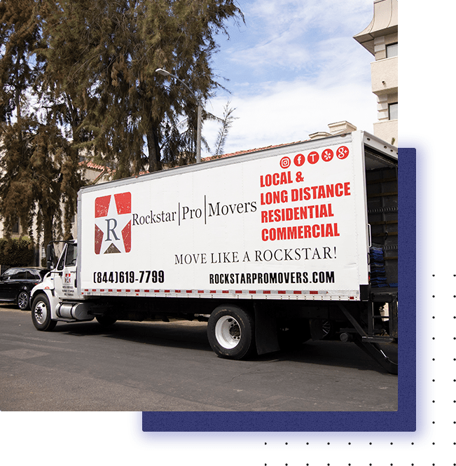 Professional and Trustworthy Moving Company in California