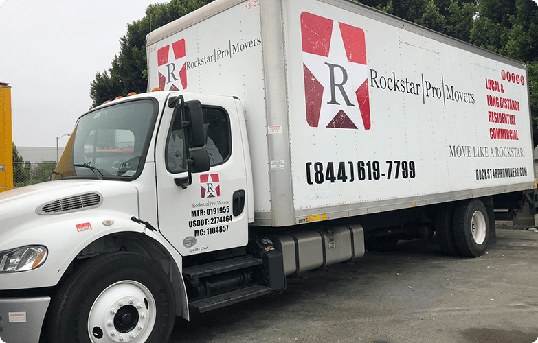 College and Dorm Room Movers in Los Angeles