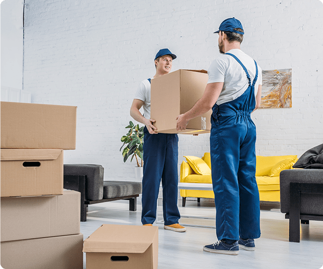 Full-Service Moving in California