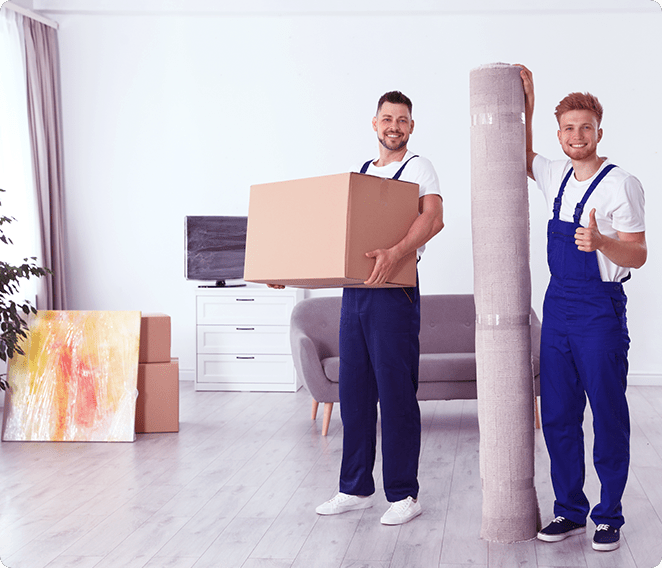 Licensed and Insured Moving Company in West Hollywood