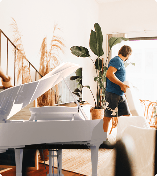 Los Angeles's Reliable Piano Movers