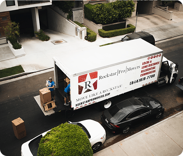 Pro-Active Movers From California to Arizona